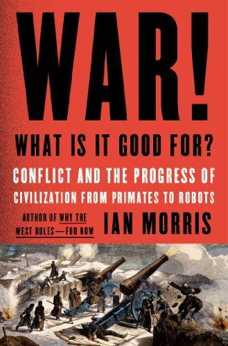 Morris War Cover