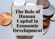 Human Capital and Ec Development