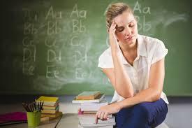 Teacher Struggling