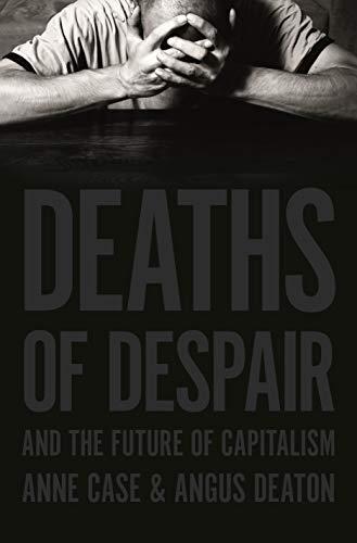 Deaths of Despair Cover