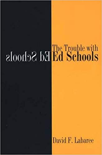 Ed Schools Cover