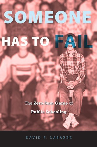 Someone Has to Fail Cover