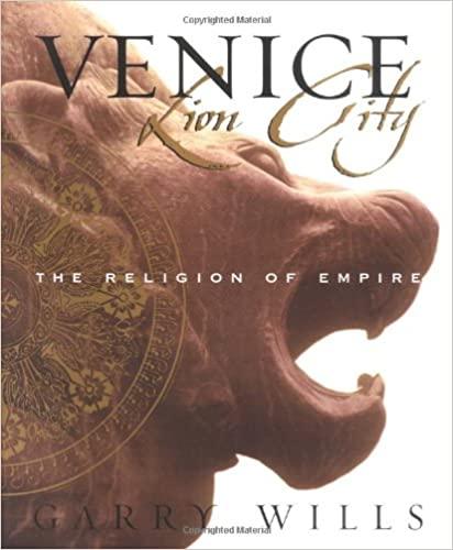 Wills Venice Cover